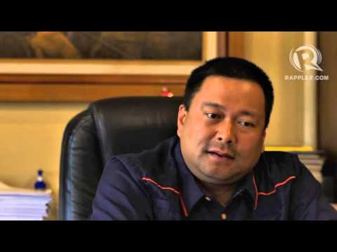 JV Ejercito laments 'impostor' tag in Team PNoy ad