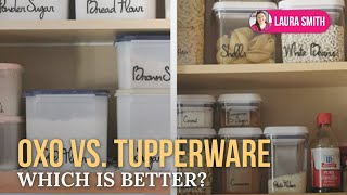 Tupperware vs. OXO Containers Thumbnail