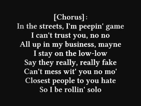 Chamillionaire-Creepin (Solo)Feat.Ludacris Lyrics.wmv