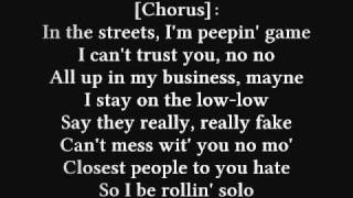 Chamillionaire-Creepin (Solo)Feat.Ludacris Lyrics.wmv