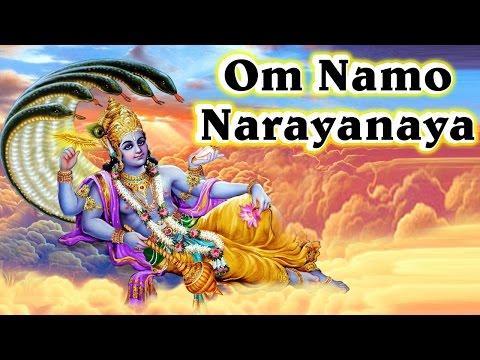 Om Namo Narayanaya - ॐ नमो नारायणाय    Chanting Mantra Meditation    Shri Narayan Vishnu