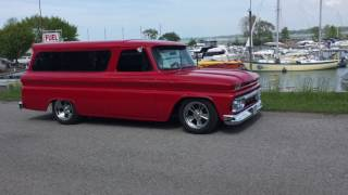 1965 suburban for sale custom carryall