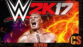WWE 2K17 – PS4 REVIEW
