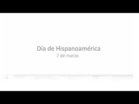 Día de Hispanoamérica