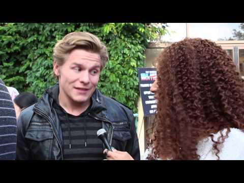 Tony Cavalero  Star of Ghost Team One at Rob Zombie's Great American Nightmare
