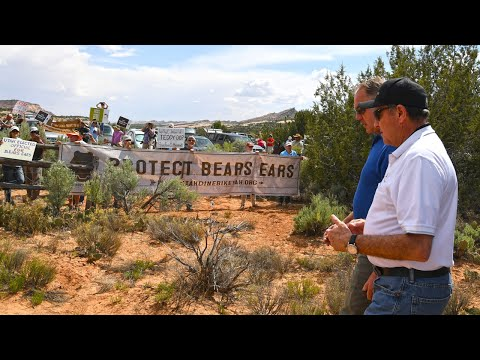 Interior Dept. recommends shrinking Bears Ears