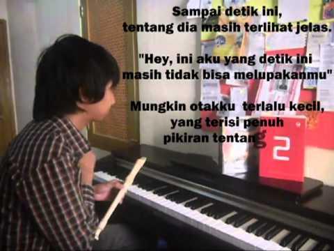 Peterpan semua tentang kita versi recorder dan piano instruments