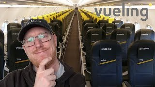 Vueling Airlines Review: Spain's Largest Low Cost Airline!