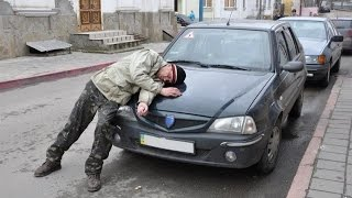 Лишение водительских прав у пьяного. А если не был за рулем?