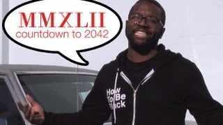 """A Very Ugly Picture"" - BARATUNDE THURSTON talks Backlash in Countdown to 2042"