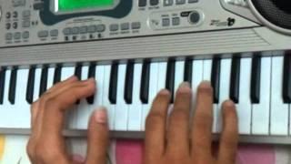 Jeeta tha jiske liye Piano Tutorial