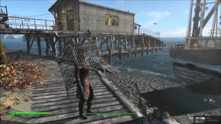 Fallout 4 - Piper's Fabulous Cage Armor
