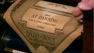 At Dawning - Comp. Cadman - Duo-Art