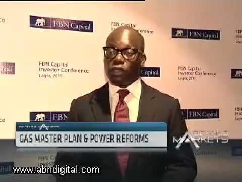 nigerian gas master plan pdf