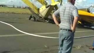 Olivehurst Cropduster Crash featuring Olivehurst Redneck Engineering