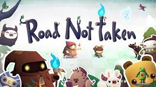 Road Not Taken iOS Gameplay HD