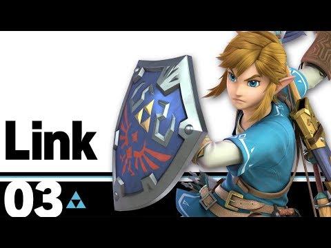 03: Link – Super Smash Bros. Ultimate