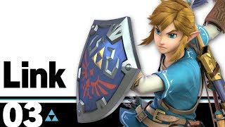 03: Link – Super Smash Bros. Ultimate