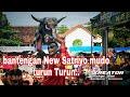 Bantengan Ganas.. Sampek Jatuh Bangun, New Satriyo Mudo Live Klepek Kunjang