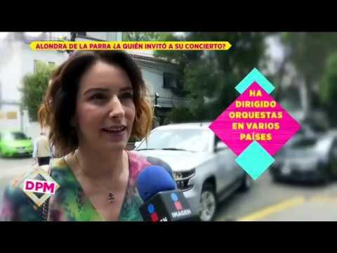 Alondra de la Parra invita a su concierto a niña directora de orquesta | De Primera Mano