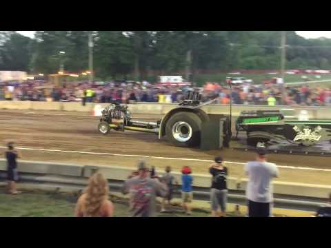 St.Peters Mo TRACTOR PULL 6/9/17