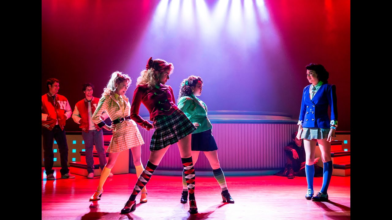 Mean Girls Musical Wallpaper Review Of Quot Heathers The Musical Quot At New World Stages Youtube