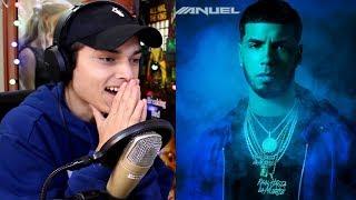 Anuel AA - Brindemos feat. Ozuna (Real Hasta la Muerte New Album) Reaccion