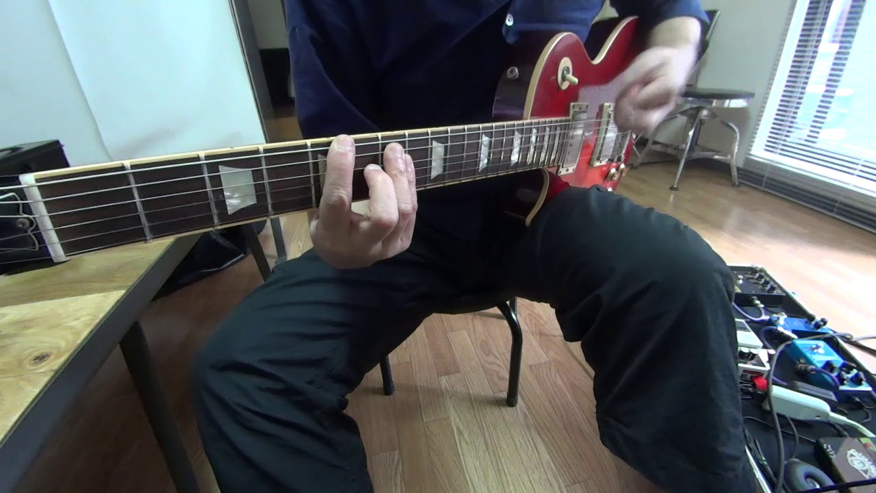 Stiff Little Fingers - Go For It (Guitar Cover) - YouTube
