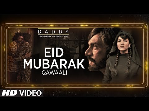 Eid Mubarak Video Song | Daddy | Arjun Rampal | Aishwarya Rajesh