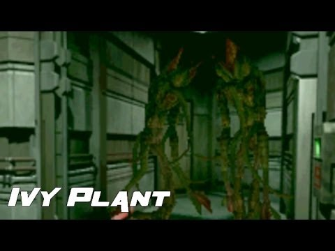 Resident Evil 2 Ivy Plant Youtube