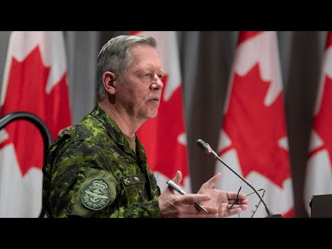 Former chief of defence staff Gen. Jonathan Vance charged with obstruction of justice, CAF announces