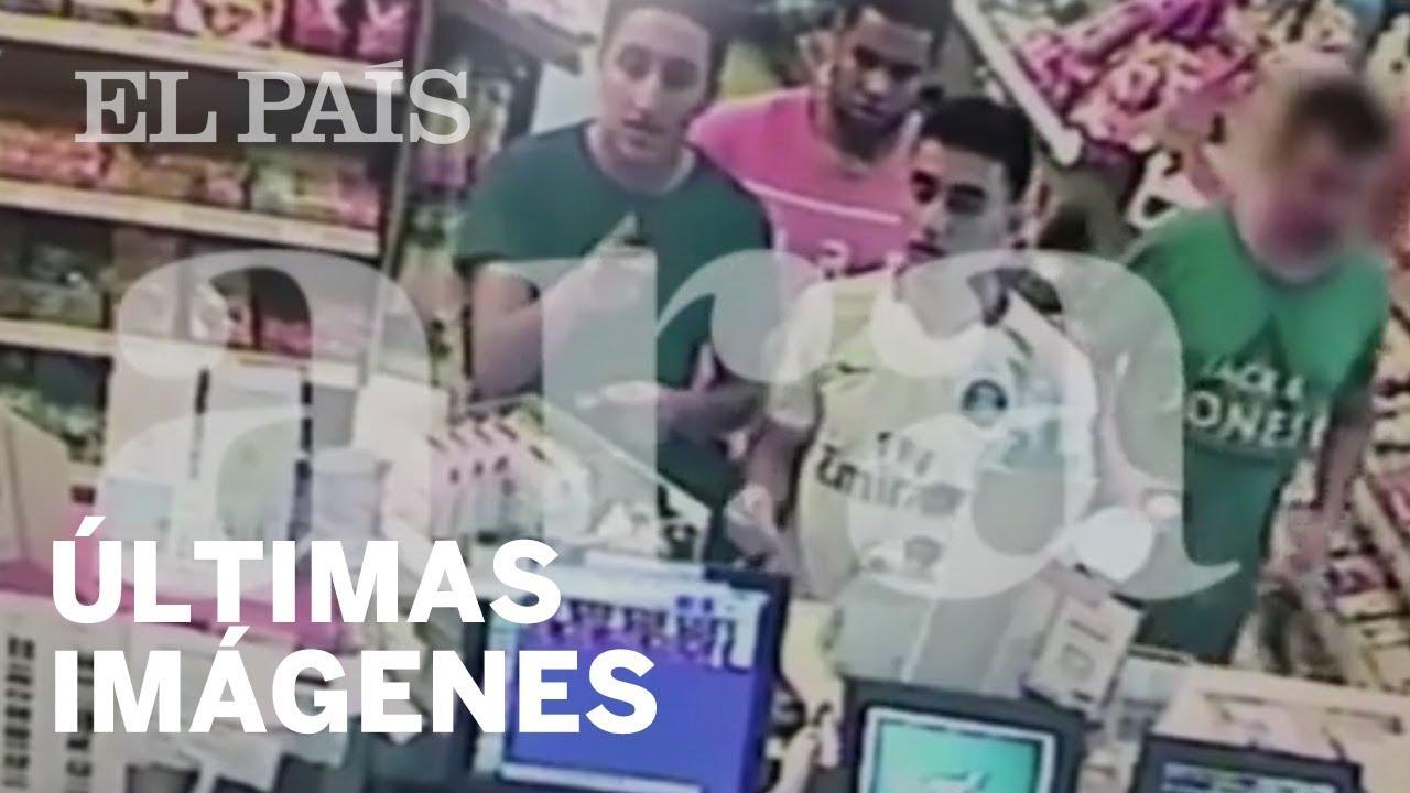 codice promozionale varietà di design comprare a buon mercato Barcellona, i terroristi ridono prima dell'attacco a ...