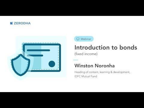 Introduction to bonds (Part 1)