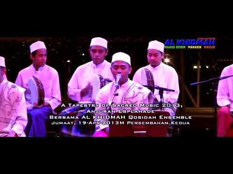 Sholawat Al Khidmah Mendunia