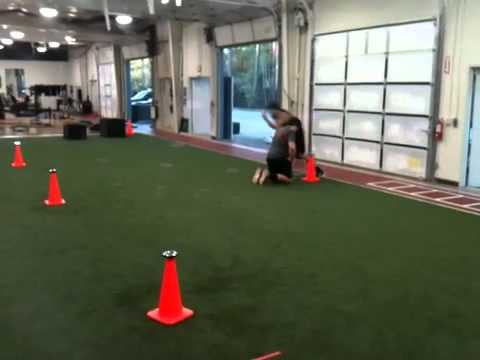 Football ES training