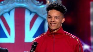 Balance Unity - Britain's Got Talent 2016 Final