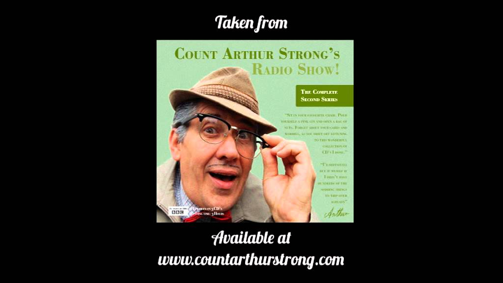 Count Arthur Strong - YouTube
