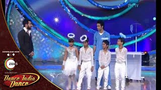 DID L'il Masters Season 3 - Episode 10 - March 30, 2014 - Raghav & Group - Performance
