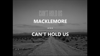 macklemore can t hold us traduction by frenchtradrap
