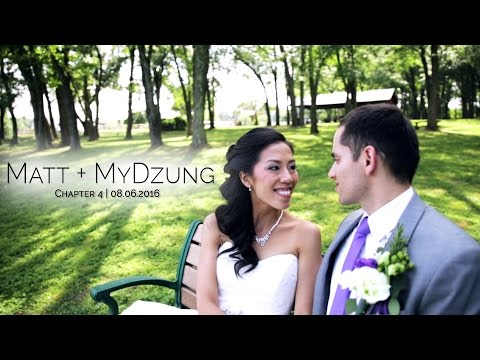 Matt & MyDzung Wedding Highlights | Two Cultures One Love