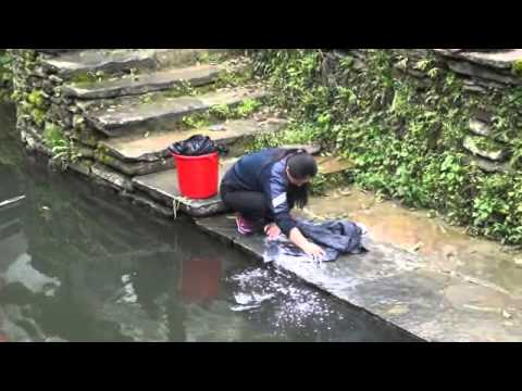 Washing clothes in the creek youtube - Wrong wash clothesdegrees ...