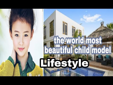 Ella Gross (Child Model) Lifestyle | Age | Biography | and More | by FK  Facts