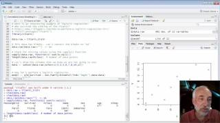 Lecture60 (Data2Decision) Generalized Linear Modeling in R