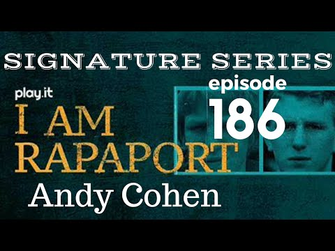 I Am Rapaport Stereo Podcast Episode 186: Andy Cohen