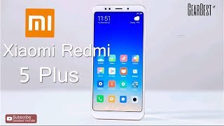 Xiaomi Redmi 5 Plus 4G Phablet International Version - Gearbest.com