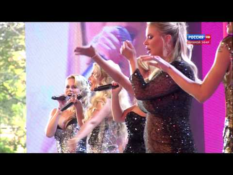 Блестящие - ''Мегамикс'' - Новая Волна 2014 (HD)
