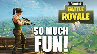 Video THIS GAME IS AMAZING! - Fortnite: Battle Royale Gameplay download MP3, 3GP, MP4, WEBM, AVI, FLV Juni 2018