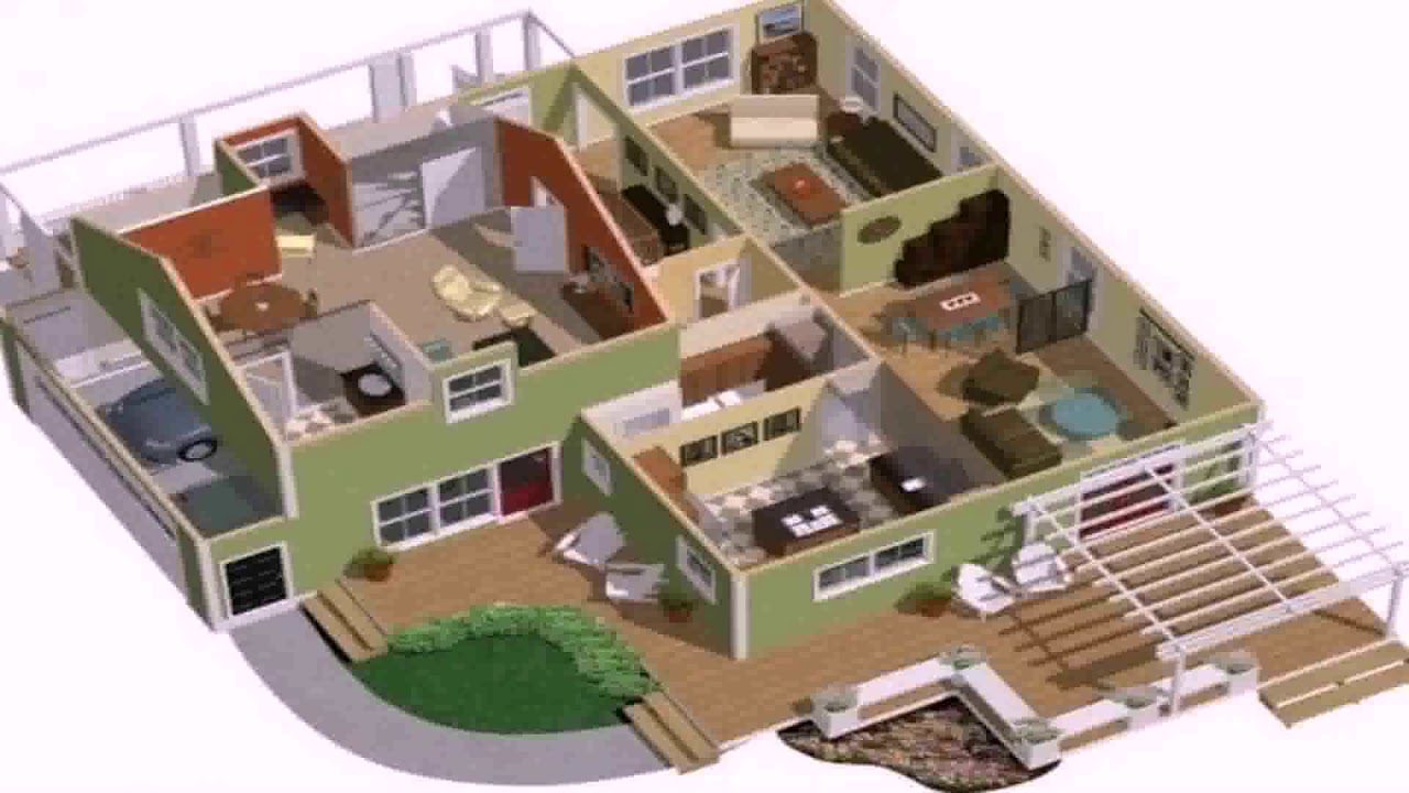 3d Home Design Software Free Download For Windows 7 32bit Youtube