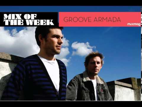Groove Armada 60 min house & techno mix