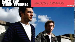 Groove Armada 60 min house & techno mix
